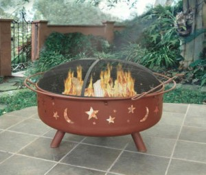 Landmann USA 28905 Super Sky Fire Pit