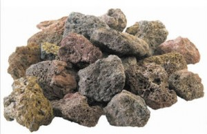 Lava Rocks for Fire Pits